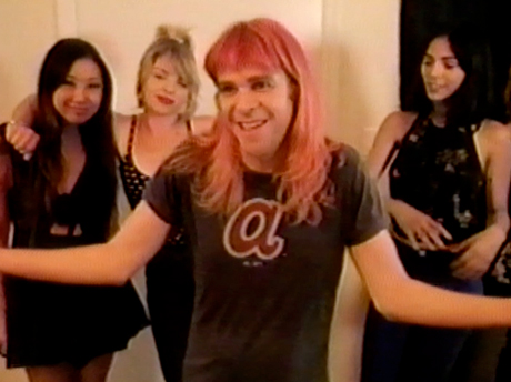 "Ariel Pink's Haunted Graffiti ""Only in My Dreams"" (video)"