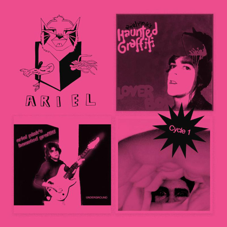 Hear Two New Entries in Ariel Pink's Ariel Archives