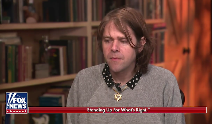 Ariel Pink Went on Tucker Carlson's Show to Complain About Being 'Cancelled'