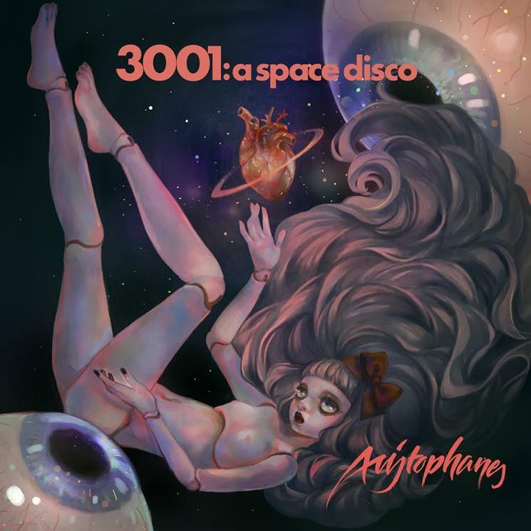 """Aristophanes """"3001 – A Space Disco"""""""