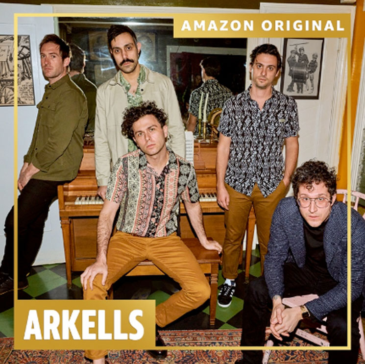 Hear Arkells' First-Ever Holiday Song 'Pub Crawl'
