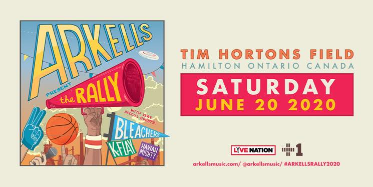 ​Arkells Are Bringing 'The Rally' Back to Hamilton This Summer