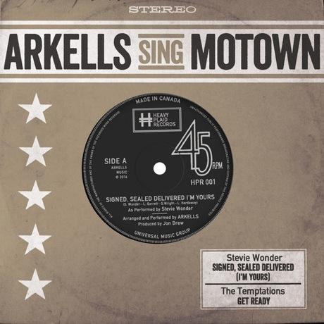 Arkells 'Arkells Sing Motown' (7-inch stream)