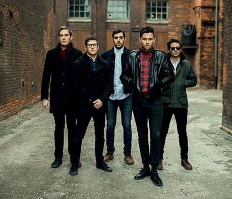 Arkells Unveil 'High Noon' LP, Premiere New Lyric Video