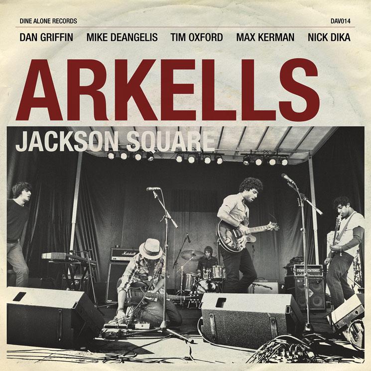 Arkells' 'Jackson Square' Given Deluxe Vinyl Reissue