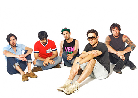 Arkells Announce 2012 Canadian Dates