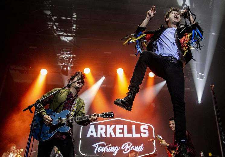 Arkells Sonic Field Day, Edmonton AB, September 8