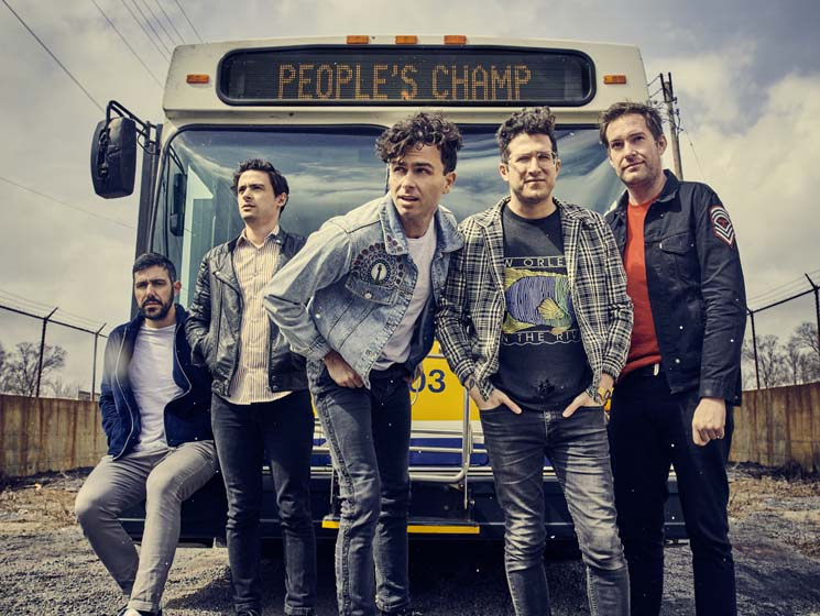 Arkells Take Some Big, Ambitious Swings on 'Rally Cry'