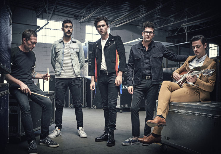 Arkells Reach New Heights for Hamilton on 'Rally Cry'