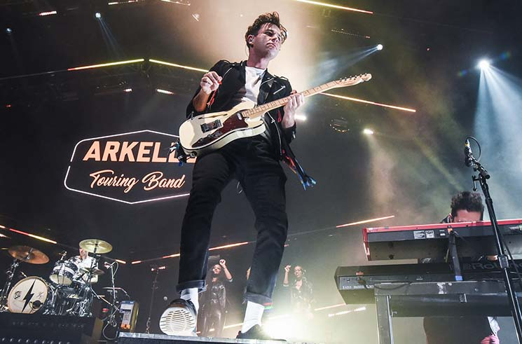 Arkells Delay 'The Rally' Until 2022