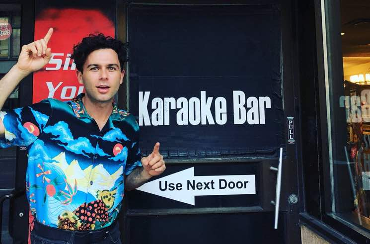 ​Arkells Crashed a Toronto Karaoke Bar Last Night