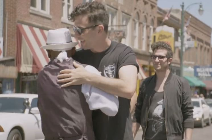 "​Watch Arkells Hang with Dennis Graham in the ""Drake's Dad"" Video"