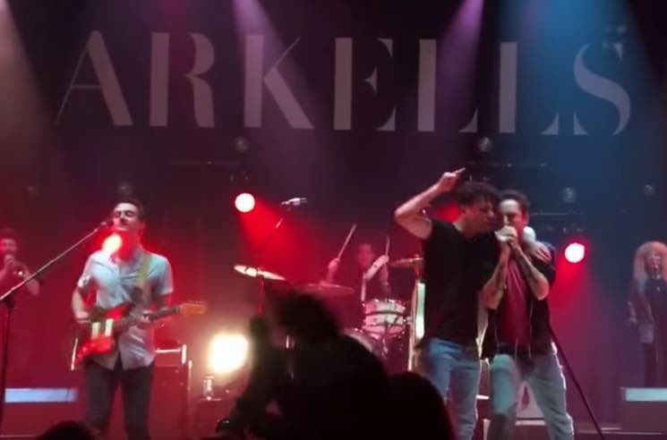 Watch Frank Turner and Arkells Cover Bruce Springsteen Onstage in Toronto