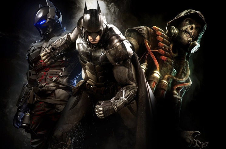 Arkham Knight PS4, XB1