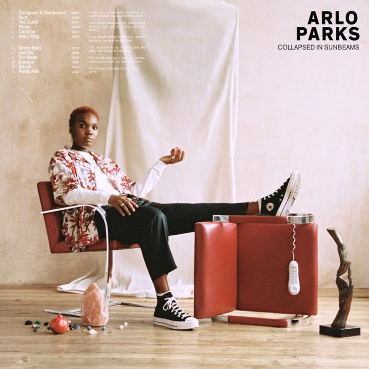 Arlo Parks' 'Collapsed in Sunbeams' Shows Her Potential to Become the Voice of a Generation