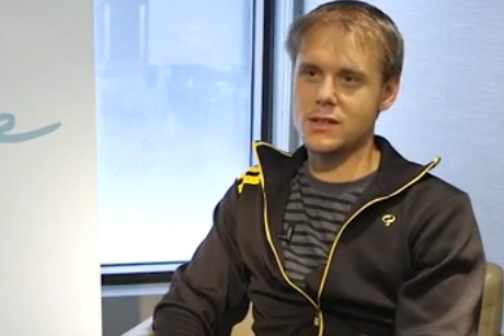 Armin Van Buuren on Exclaim! TV InTheMix