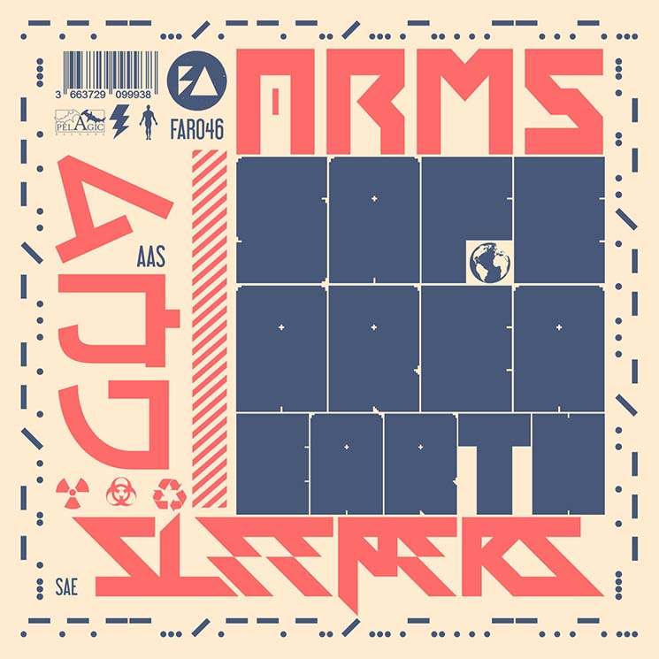 Arms and Sleepers Safe Area Earth
