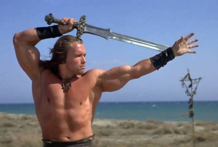 'The Legend of Conan' Will Be a Sequel to 'Conan the Barbarian'