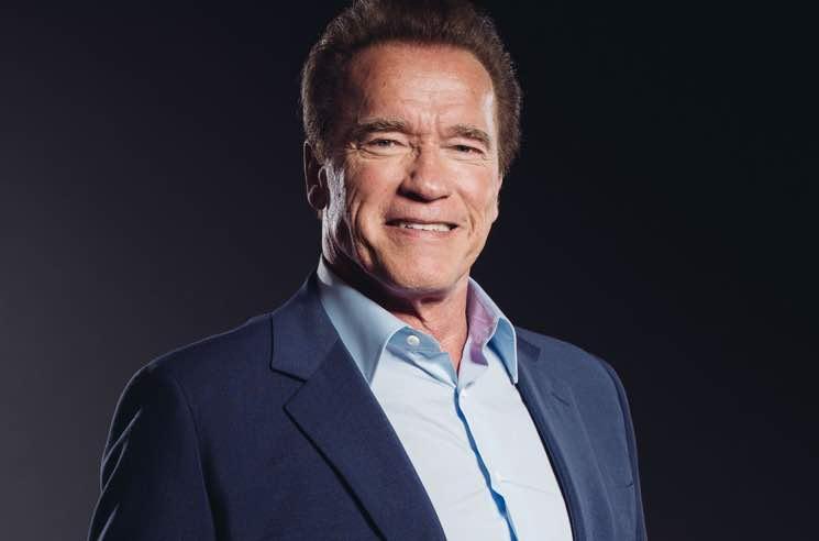 Arnold Schwarzenegger Debuts Terrible 'Terminator' Catchphrase on 'The New Celebrity Apprentice'