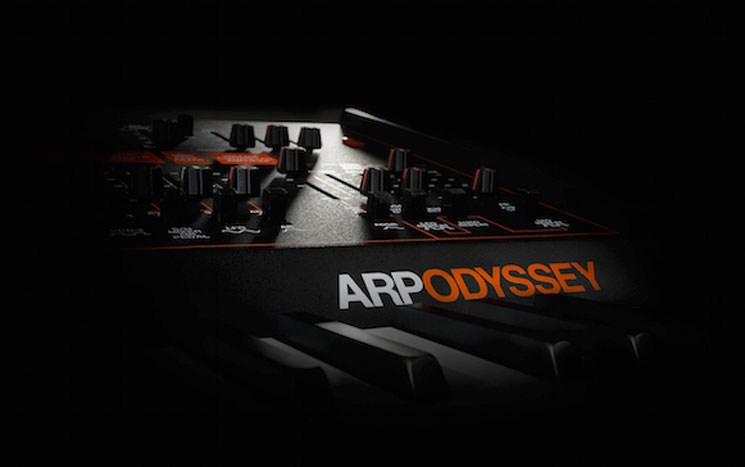 Korg Unveils Remake of Classic ARP Odyssey Synthesizer