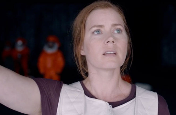 Amy Adams Talks to Aliens in the Full Trailer for 'Arrival'