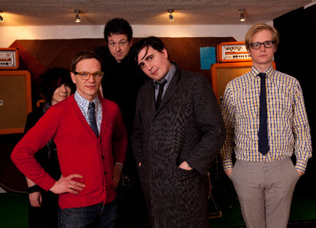 "Art Brut ""Lost Weekend"" (video)"