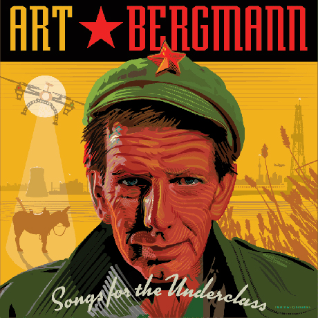 Art Bergmann 'Songs for the Underclass' (EP stream)
