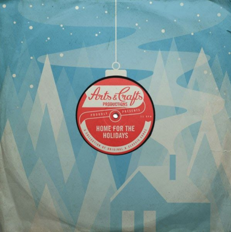 Sloan, Dan Mangan, Said the Whale Hop on Surprise 'Home for the Holidays' Comp