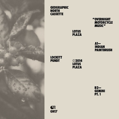 Lotus Plaza 'Overnight Motorcycle Music' (EP stream)