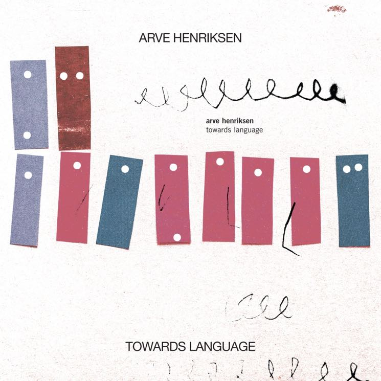 Arve Henriksen Towards Language