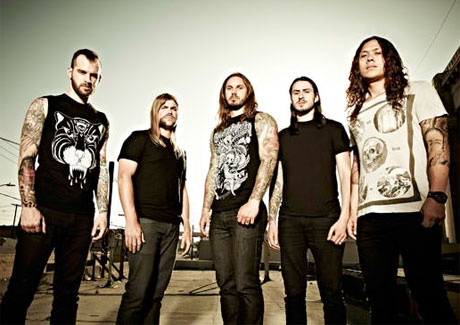 As I Lay Dying's Tim Lambesis Posts Bail
