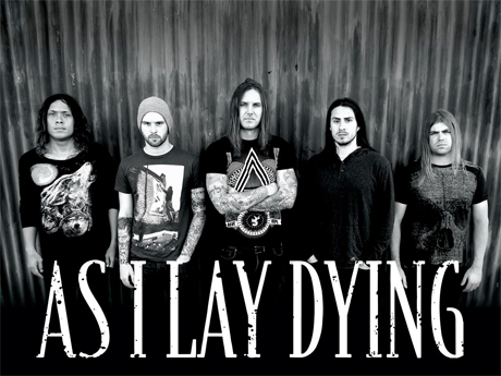 As I Lay Dying Announce 'Decas' Collection, U.S. Tour Dates