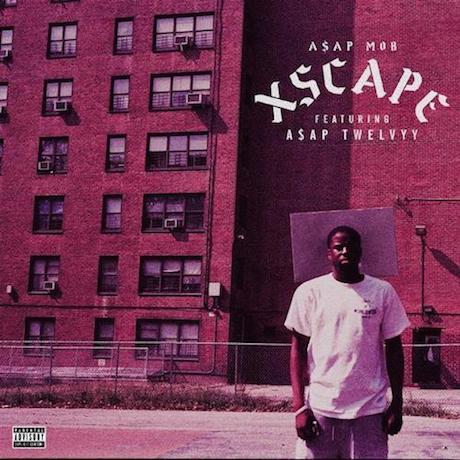 """A$AP Mob """"Xscape"""" (ft. A$AP Twelvyy)"""