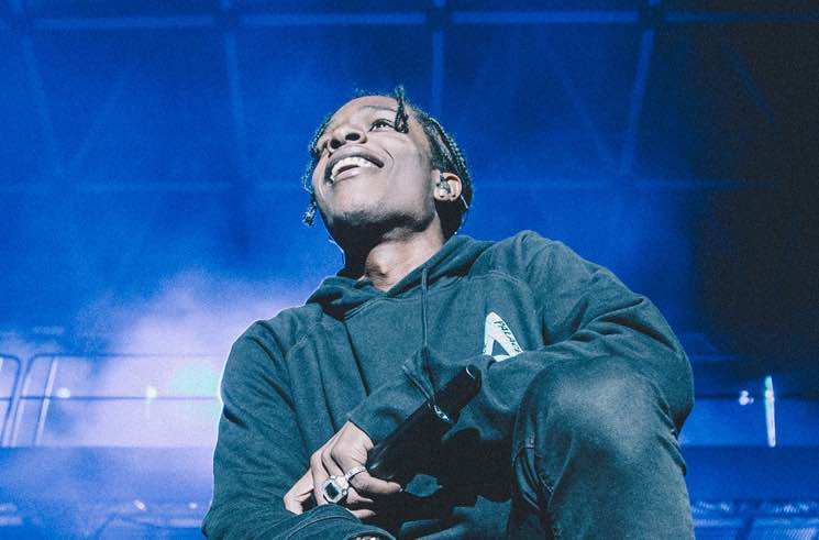 A$AP Rocky's Sex Tape Leaked and Everyone's Roasting Him for It