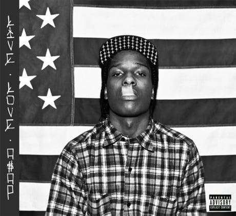 A$AP Rocky 'LiveLoveA$AP' mixtape