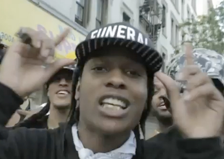 A$AP Rocky Exclaim! Interview (video)