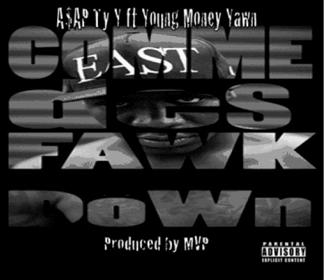 "A$AP TyY ""Comme Des Fawk Down"" (ft. Young Money Yawn)"