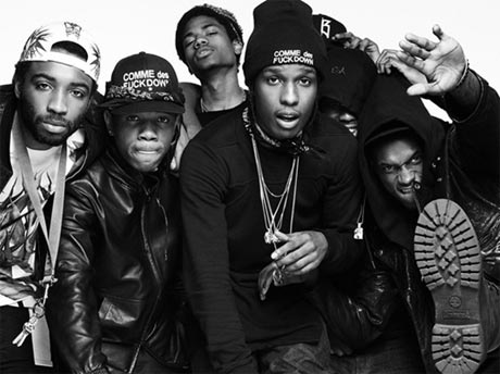 A$AP Mob Announce New Album for October Release