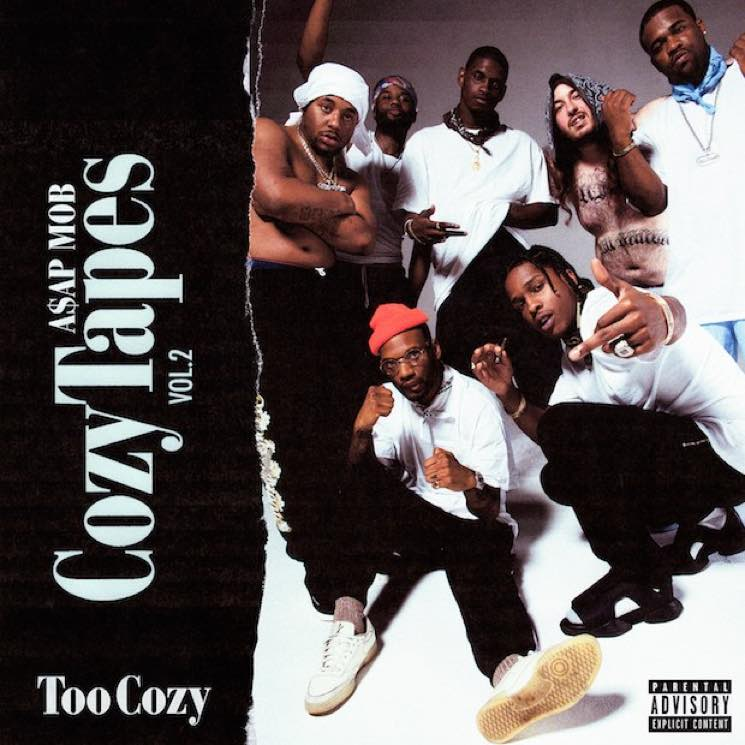 A$AP Mob 'Cozy Tapes Vol. 2: Too Cozy' (album stream)