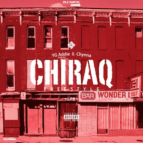 "A$AP Ant ""Chiraq"" (remix ft. Chynna and Lil B)"