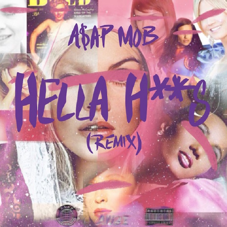 "Danny Brown's Lost ""Hella Hoes"" Verse Revived for A$AP Mob Remix"