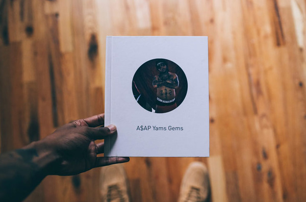 A$AP Yams' Tweets Collected in New Book