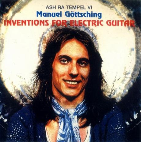 Manuel GöttschingReissues Ash Ra Tempel Records