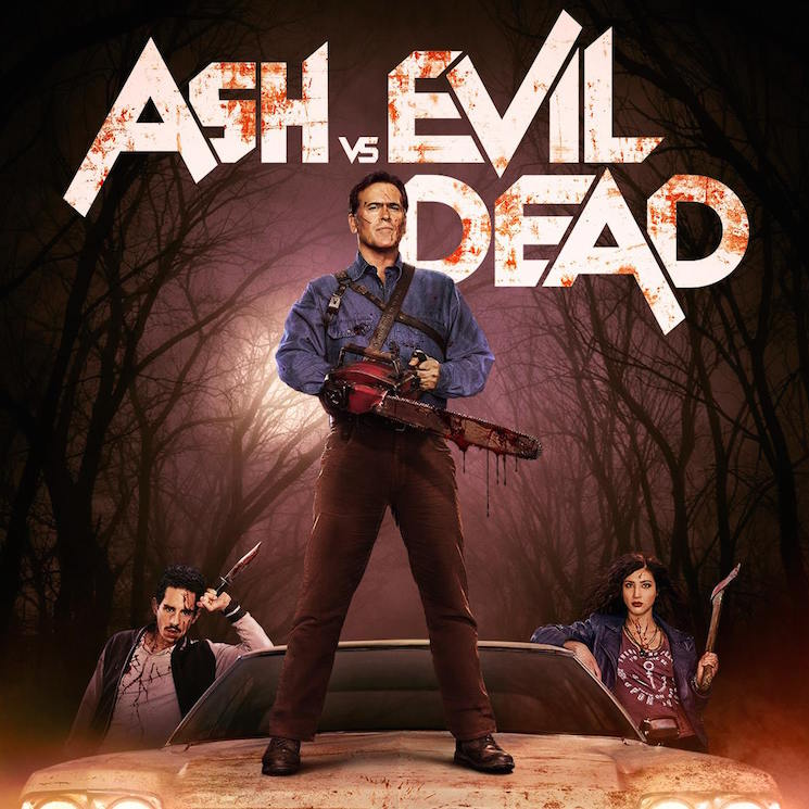 'Ash vs Evil Dead' Treated to Soundtrack Release