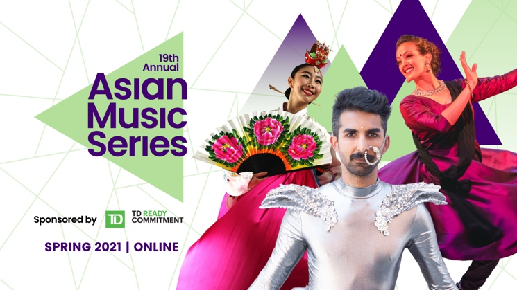 Small World Music Announces Online 2021 Edition of Asian Music Series