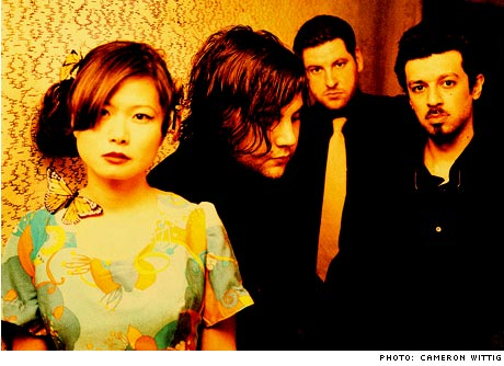 Asobi Seksu Let Songs Speak