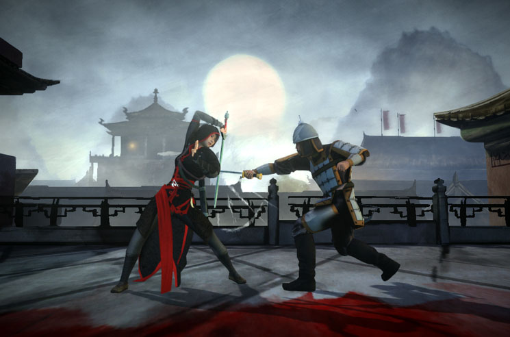 Assassin's Creed Chronicles: China PS4, XB1, PC