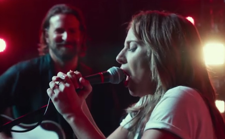 Lady Gaga and Bradley Cooper Are Lovey-Dovey Country Singers in the First Trailer for 'A Star Is Born'