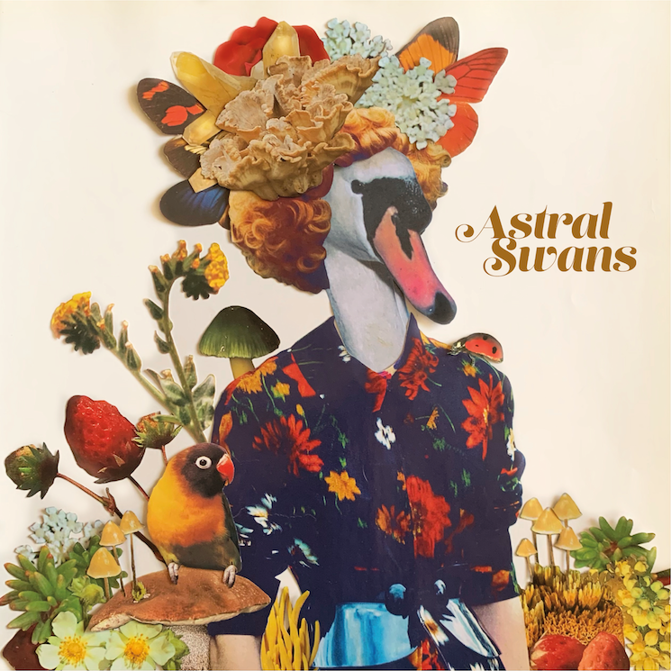 Astral Swans Announces Self-Titled Album, Shares New Single Featuring Julie Doiron
