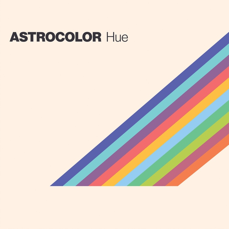 Astrocolor Look to the Past While Pushing Their Sound Forward on 'Hue'